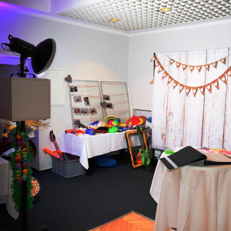 Fotobox Star Fotobox Für Hochzeiten Geburtstagsfeiern Und